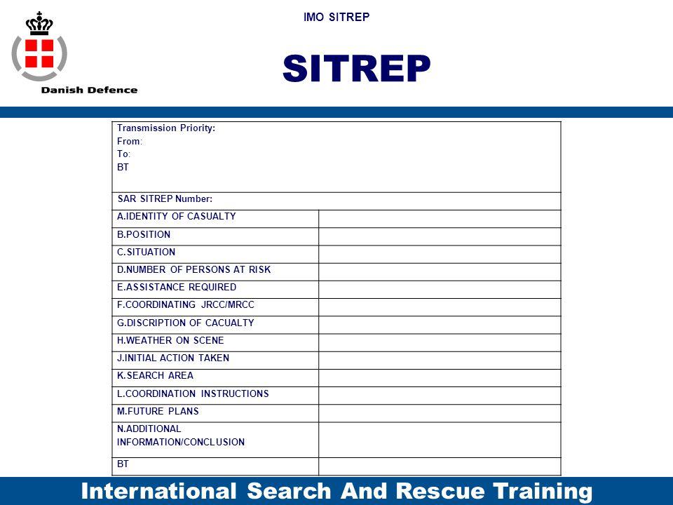 Sitrep Ppt Video Online Download