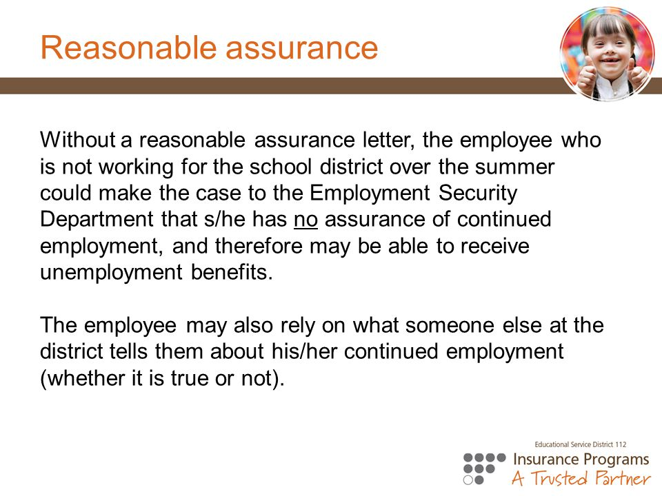 and Reasonable Assurance   ppt video online download