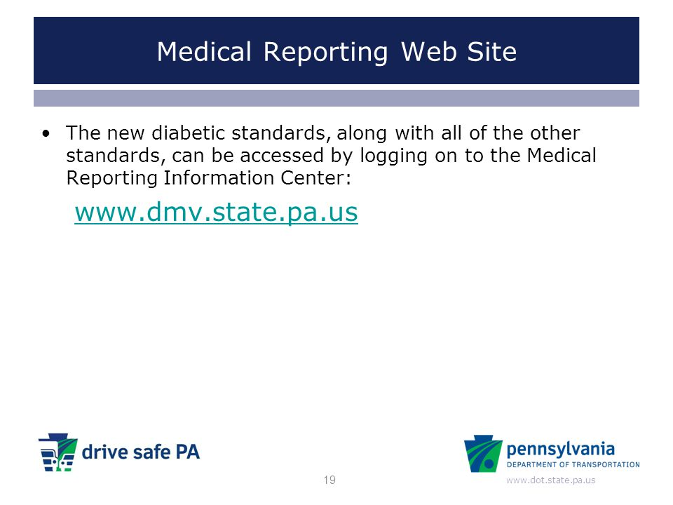Medical Reporting Web Site
