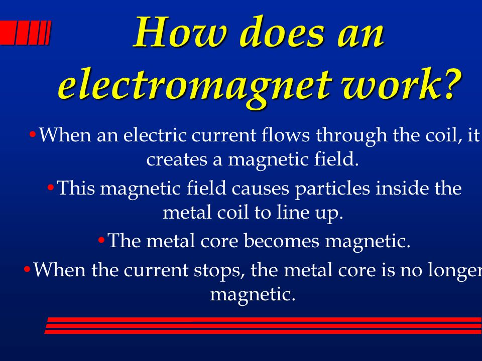 how to build a strong electromagnet