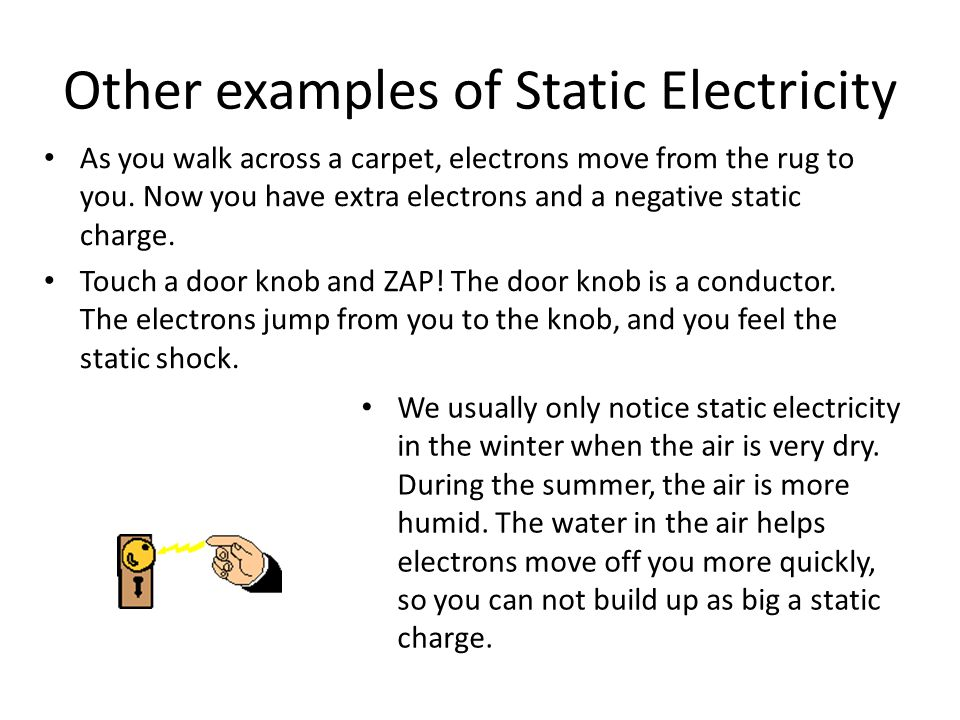 Static Electricity Ppt Video Online Download