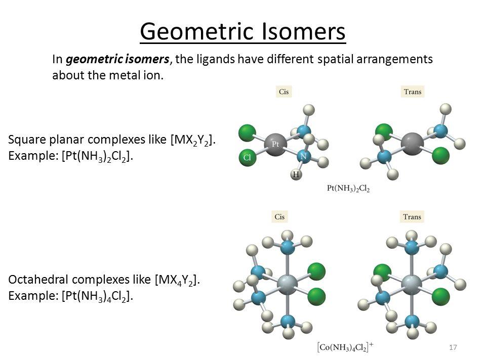 zn en f2 isomerism