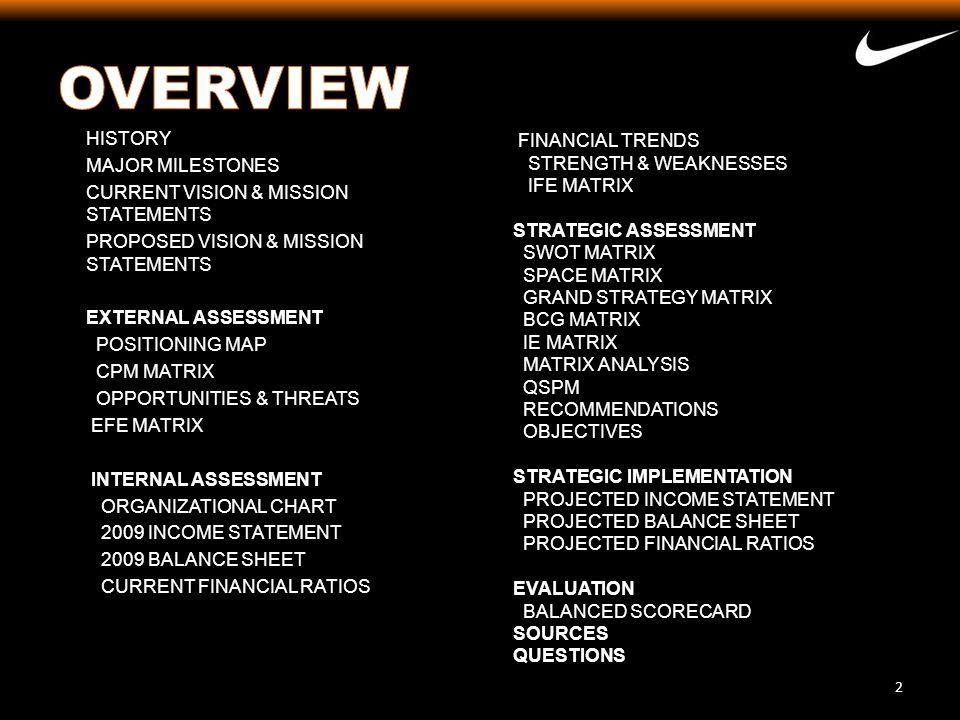 e8709b8c6b11 OVERVIEW HISTORY FINANCIAL TRENDS MAJOR MILESTONES