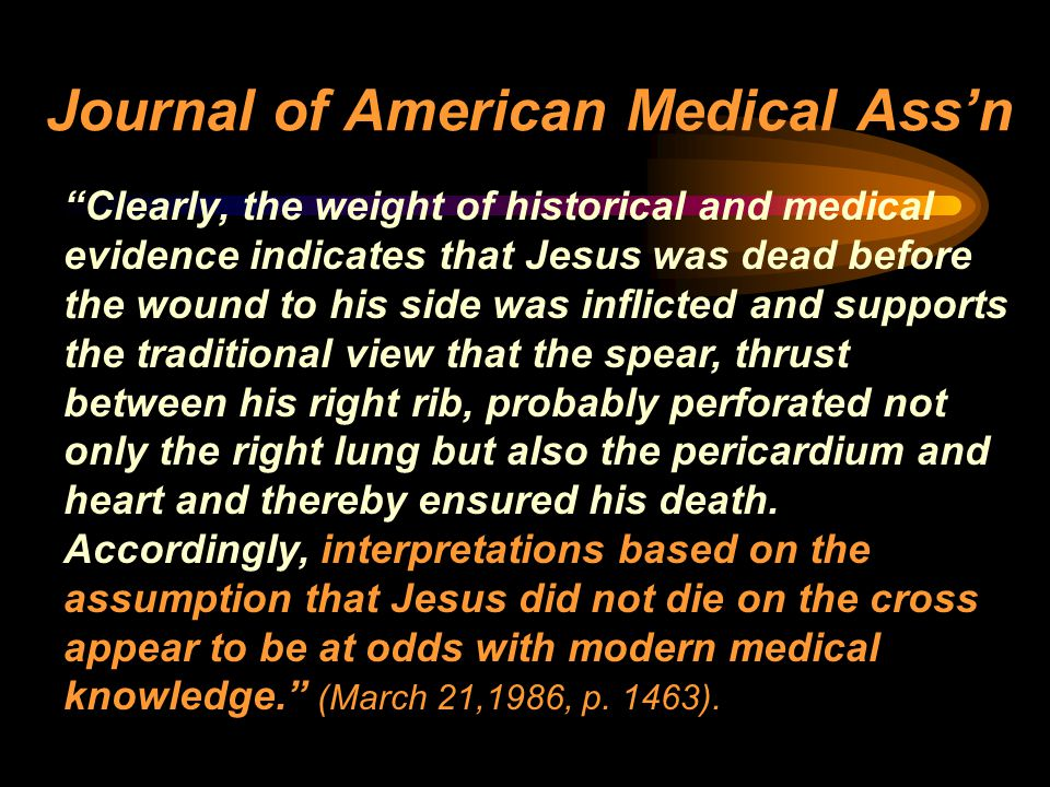 Journal of American Medical Ass'n