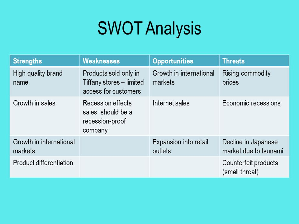 lvmh swot analysis