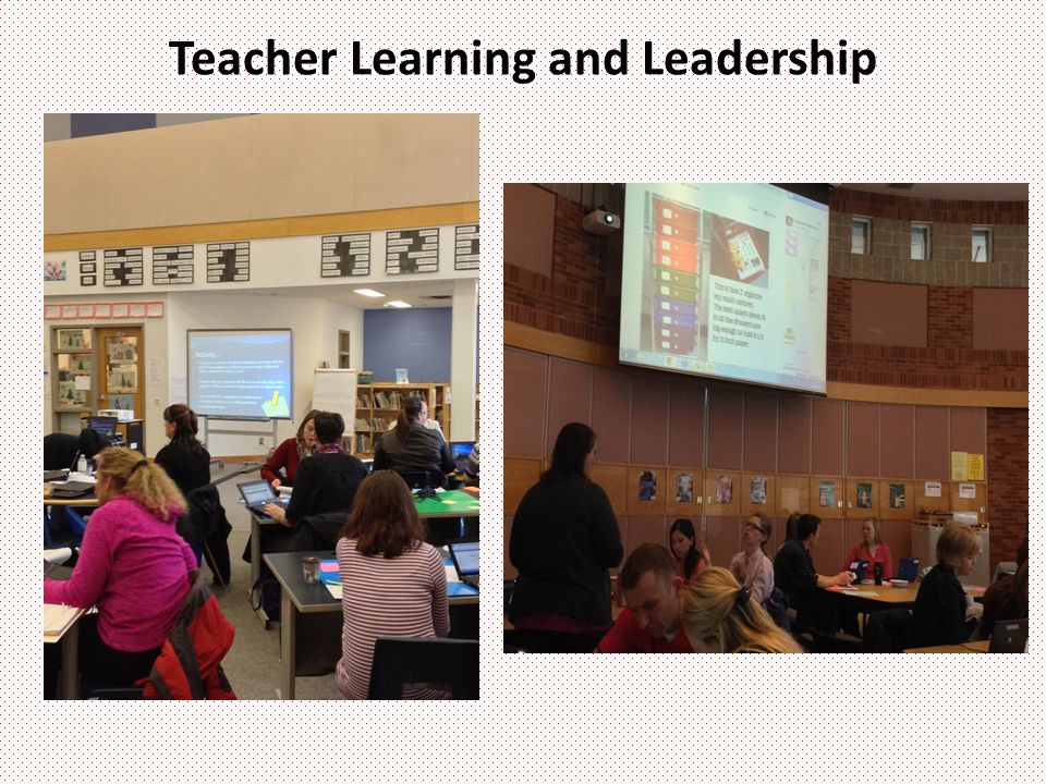 Teacher Learning and Leadership