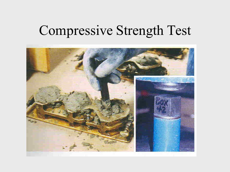 Compressive Strength Test