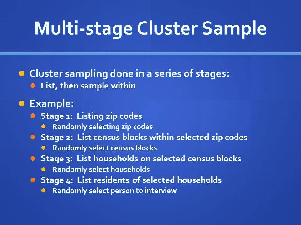 Sampling Ppt Download