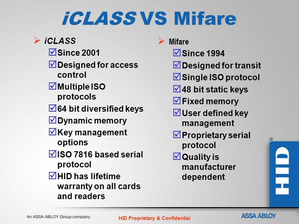 hid iclass card serial number
