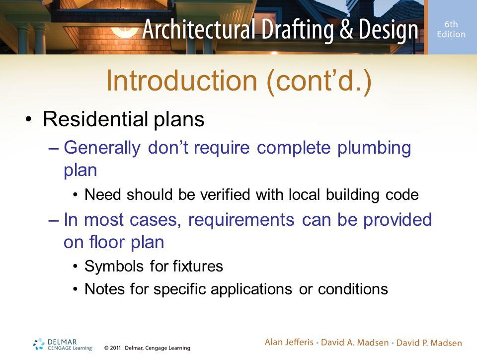 Chapter 20 Plumbing Plans Ppt Video Online Download