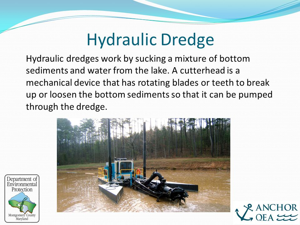 Lake Whetstone Sediment Removal by Hydraulic Dredging - ppt