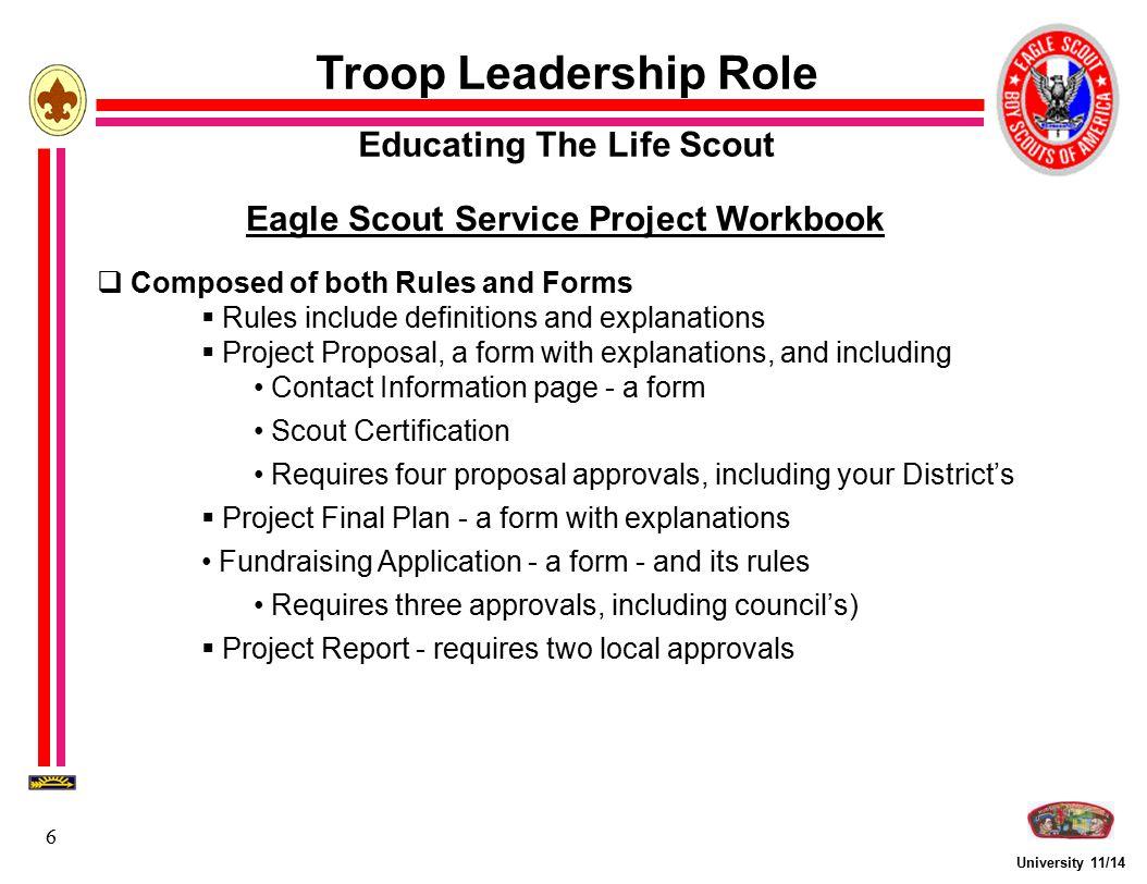 Workbooks eagle scout service project workbook : Eagle Scout Service Project Fundamentals - ppt video online download