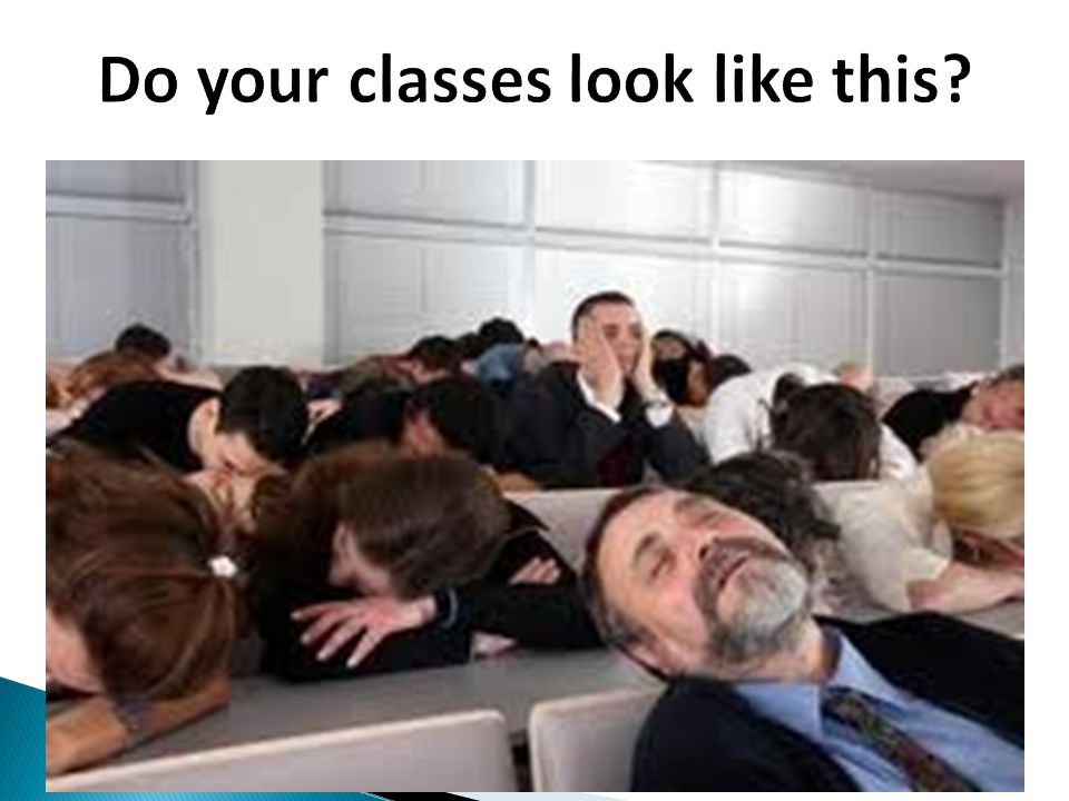 Do your classes look like this