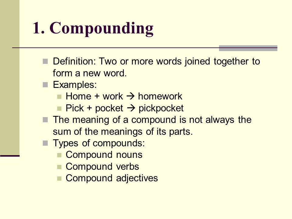 Englishlinx. Com | compound words worksheets.