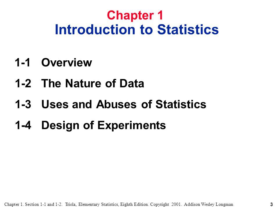 Elementary statistics 8th edition by mario f triola: addison.