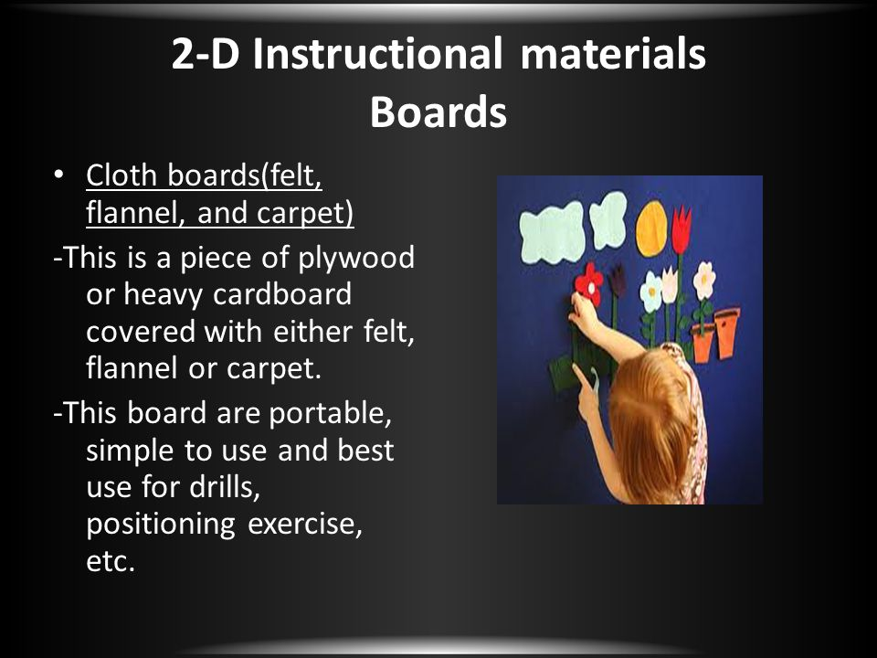 What Is 2 D 2 Dimensional 2d Instructional Materials Consist Only