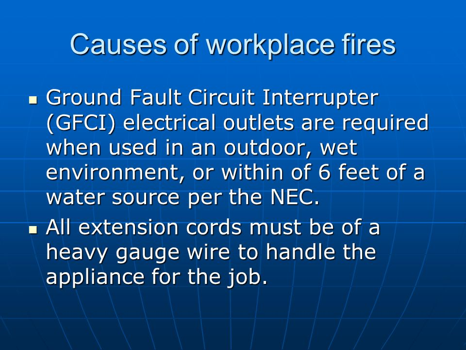 Workplace Fire Safety Your responsibility. - ppt video online download