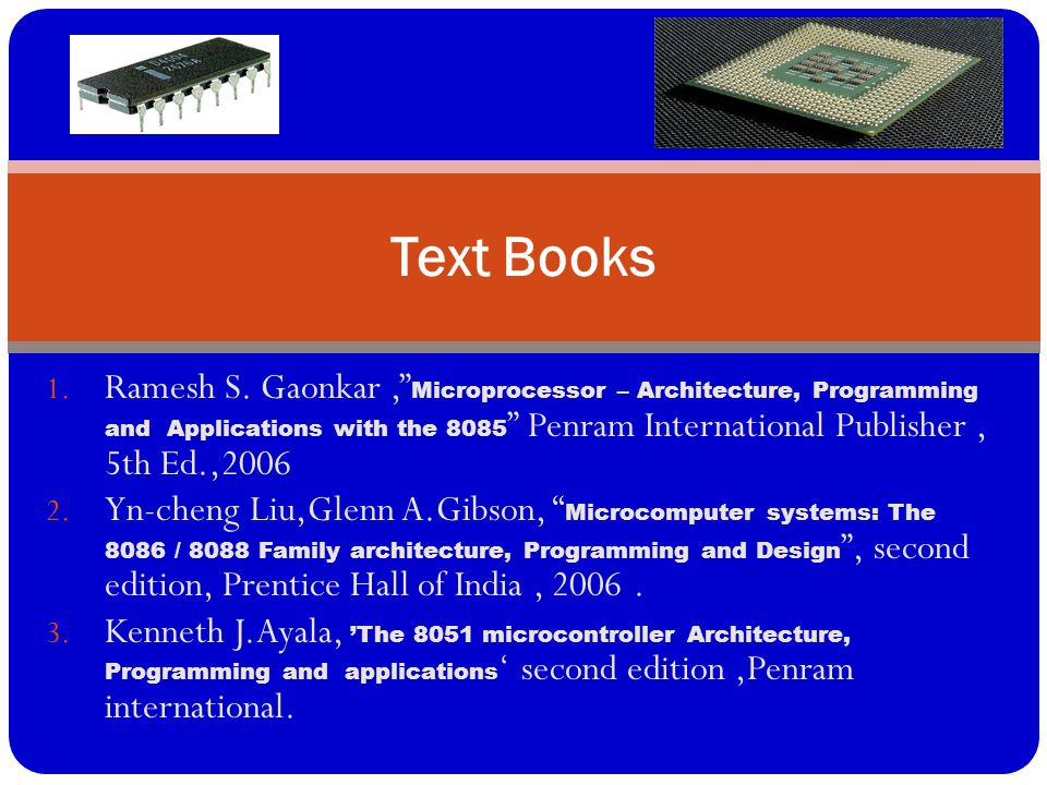 Microprocessors And Microcontrollers By Ak Ray Pdf