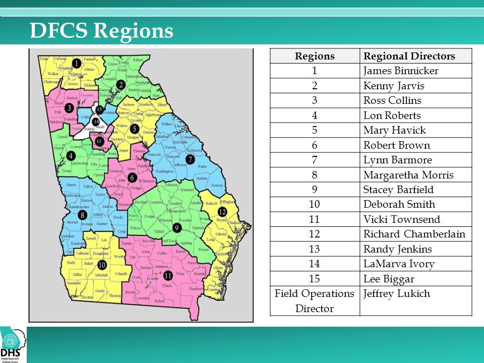 Agency Overview Georgia Department of Human Services: - ppt