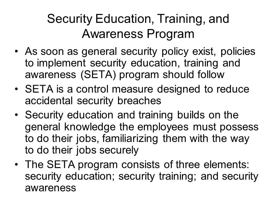 Information security blueprint ppt download 25 security education malvernweather Image collections