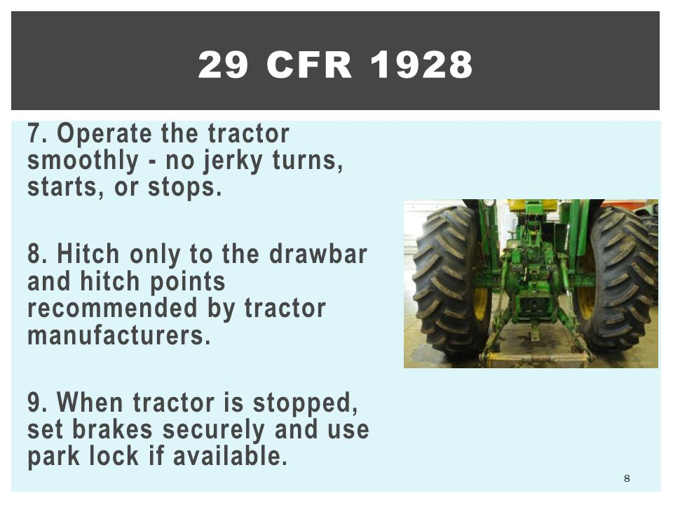 Tractors and machines  - ppt video online download