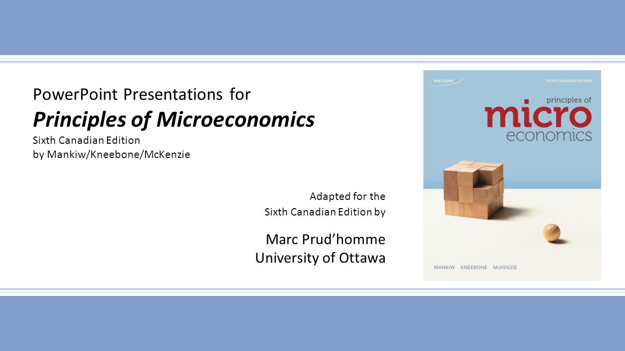 Principles of Microeconomics - ppt download