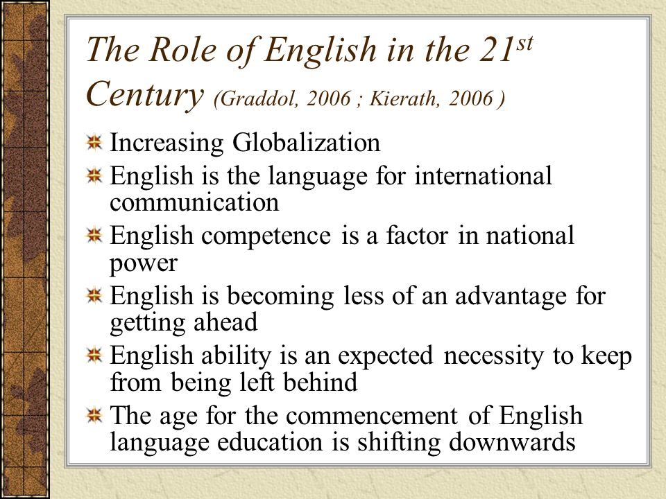 what is communication in english language