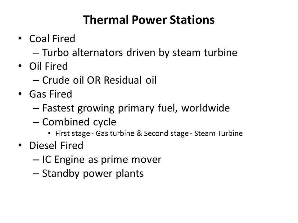 Thermal Power Plant Ppt Video Online Download