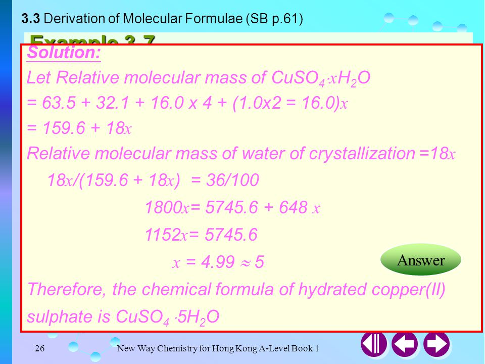 Chapter 3 Chemical Equations And Stoichiometry Ppt Download