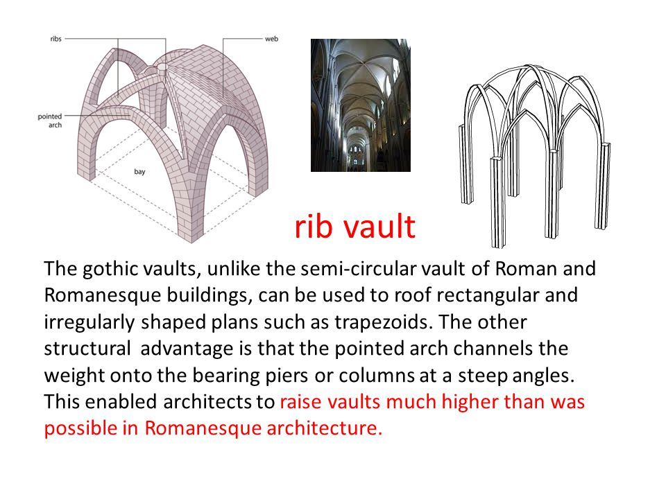 GOTHIC ARCHITECTURE Week Ppt Video Online Download