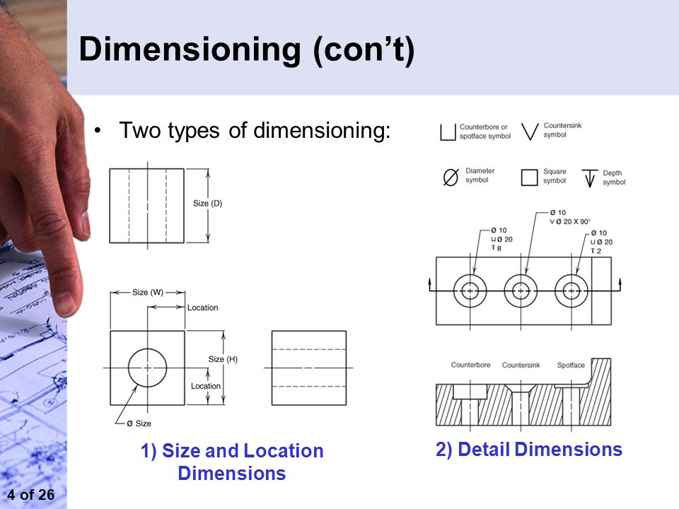 Ce En 112 Engineering Drawing With Cad Application Ppt Video