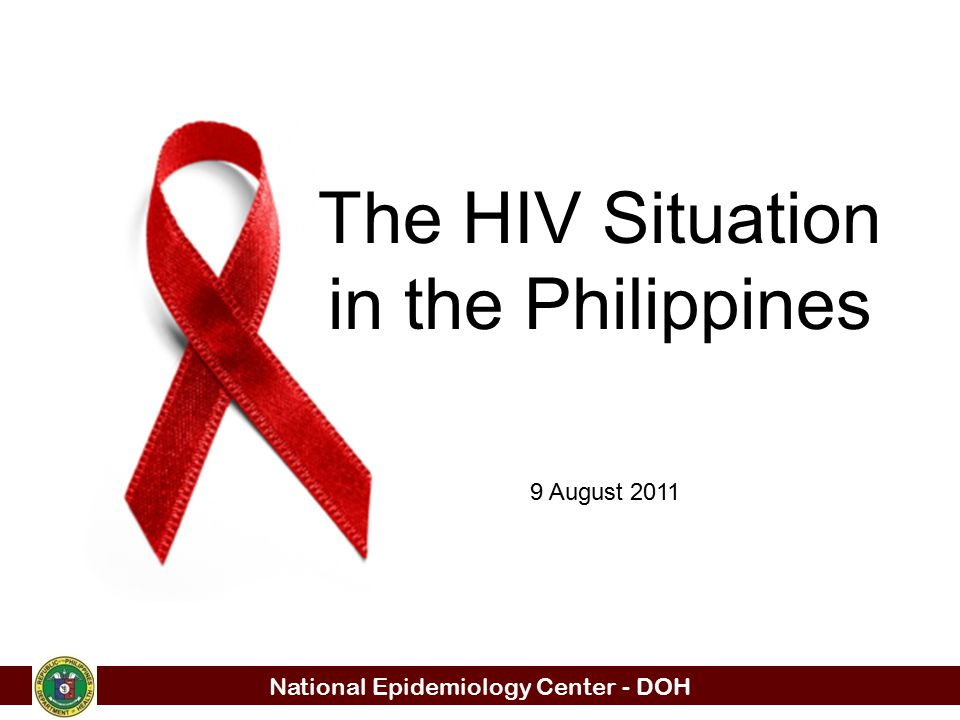 The HIV Situation in the Philippines