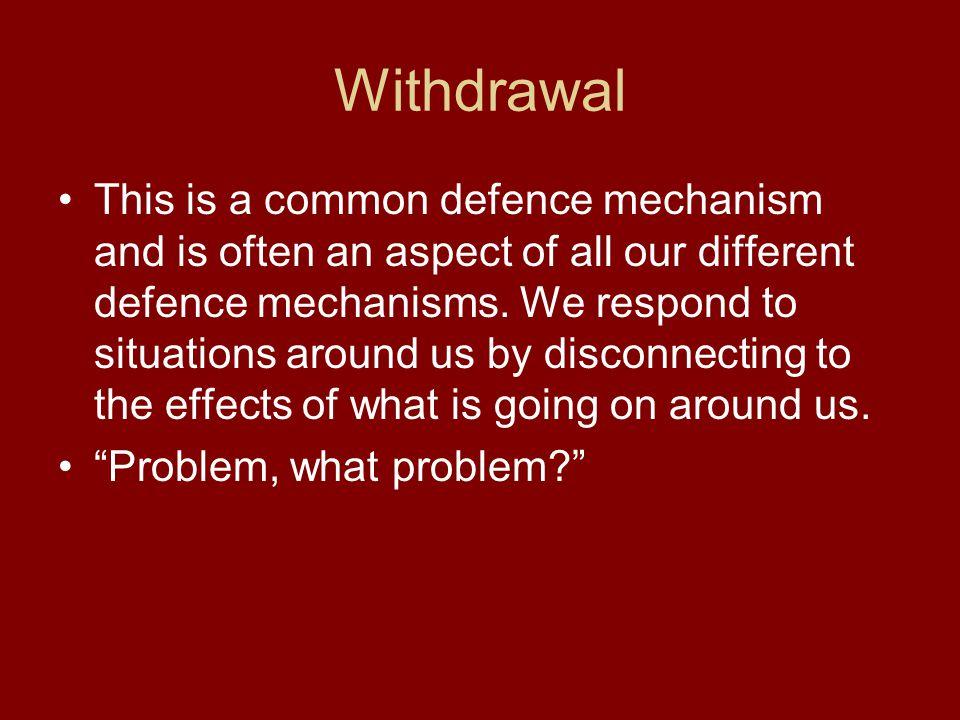 Defense Mechanisms Defence Mechanisms Ppt Video Online Download