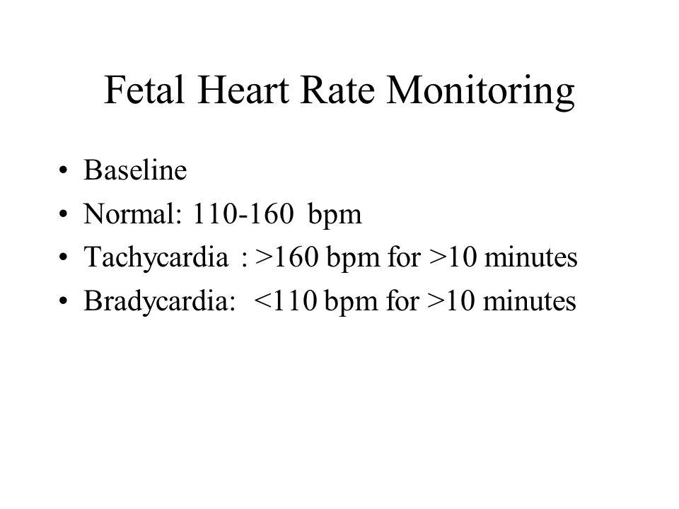 Basic Fetal Monitoring Ppt Download