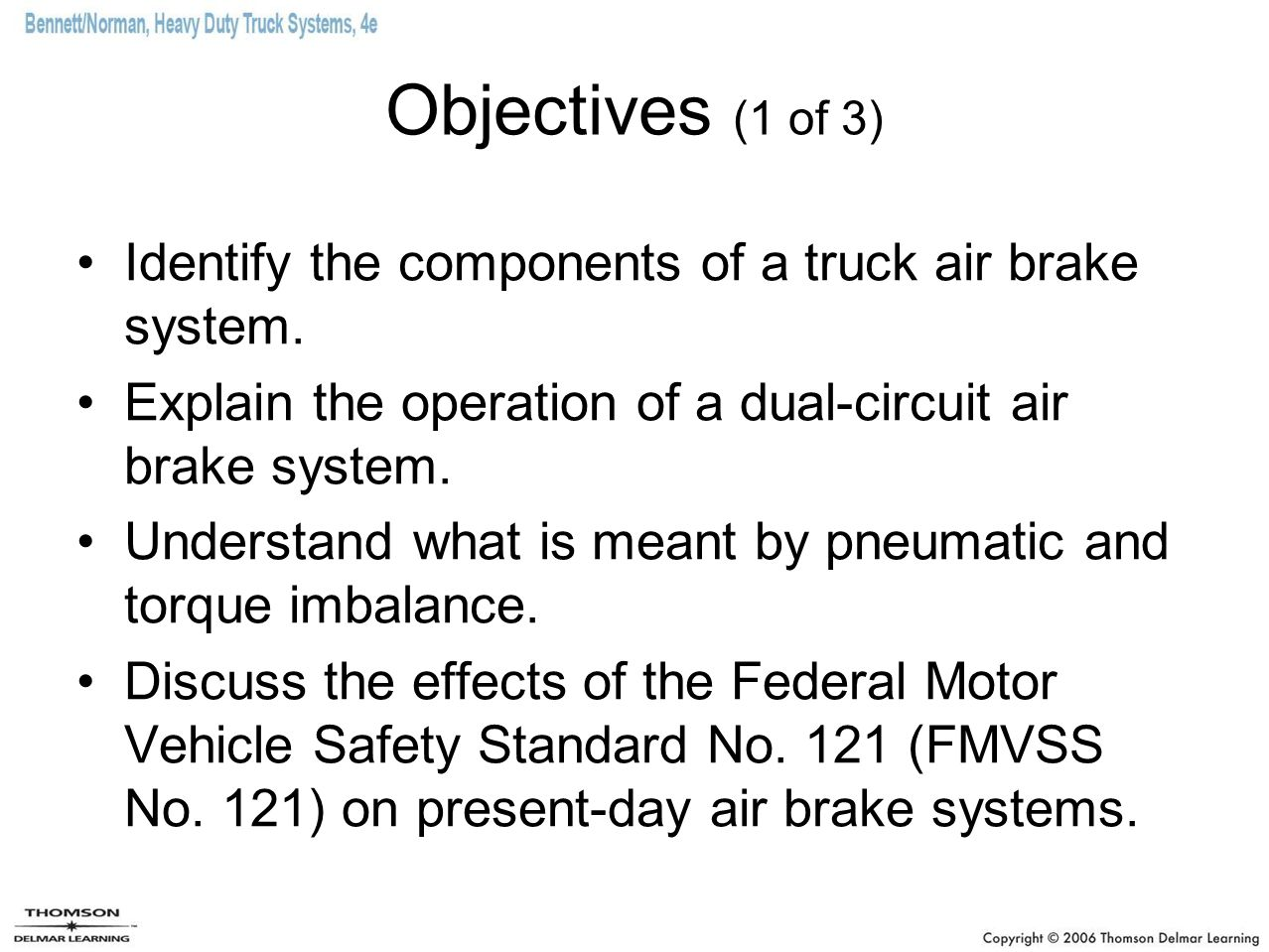 Chapter 28 Truck Brake Systems Ppt Video Online Download Car System Diagram Electropneumatic Brakes Objectives 1 Of 3 Identify The Components A Air