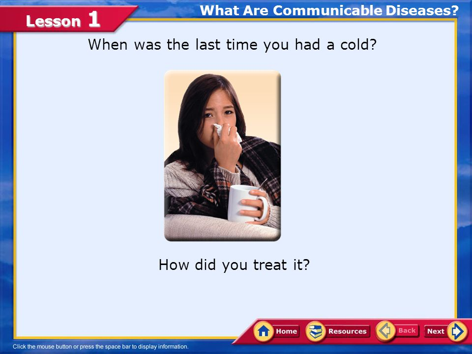 What Are Communicable Diseases