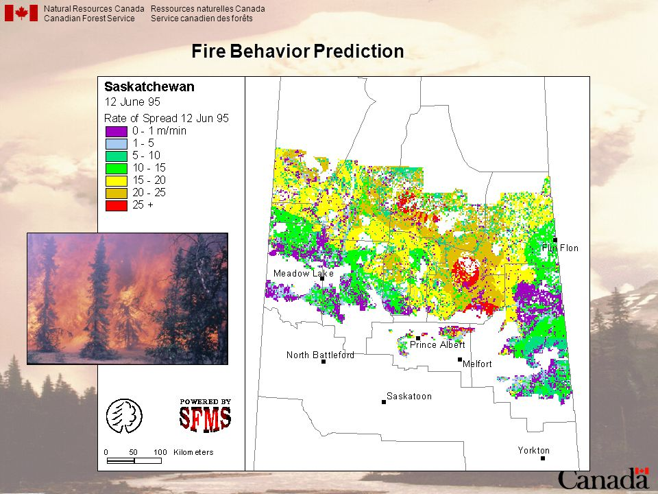Fire Behavior Prediction