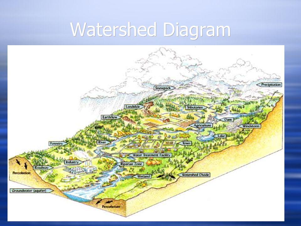 5 watershed diagram