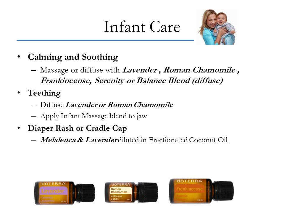 Infant Care Calming and Soothing