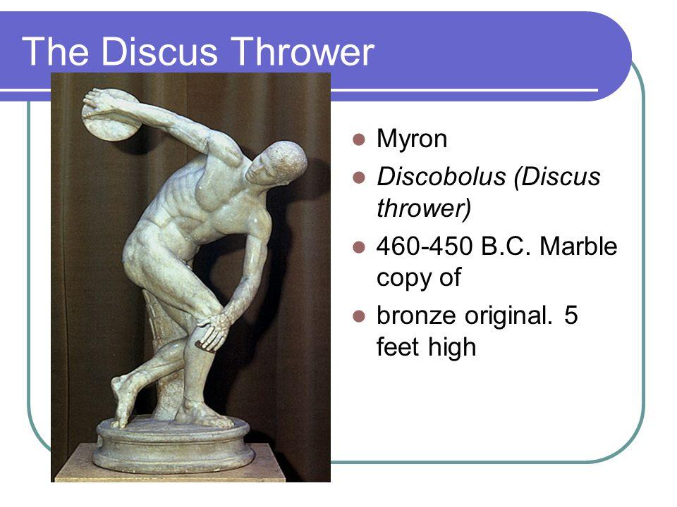 discobolus analysis