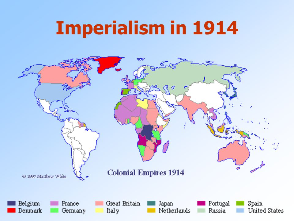 The Age of Imperialism (1850 – 1914) - ppt video online download Imperialism World Map on agricultural revolution world map, ecology world map, colonial world map, peace world map, american view of the world map, the saboteur world map, gun world map, racism world map, european imperialism map, imperialism map of europe, imperialism latin america map, us imperialism map, lords of magic world map, ideology world map, congo imperialism map, northern european plain world map, culture world map, anthropology world map, ethnic conflict world map, battle of verdun world map,