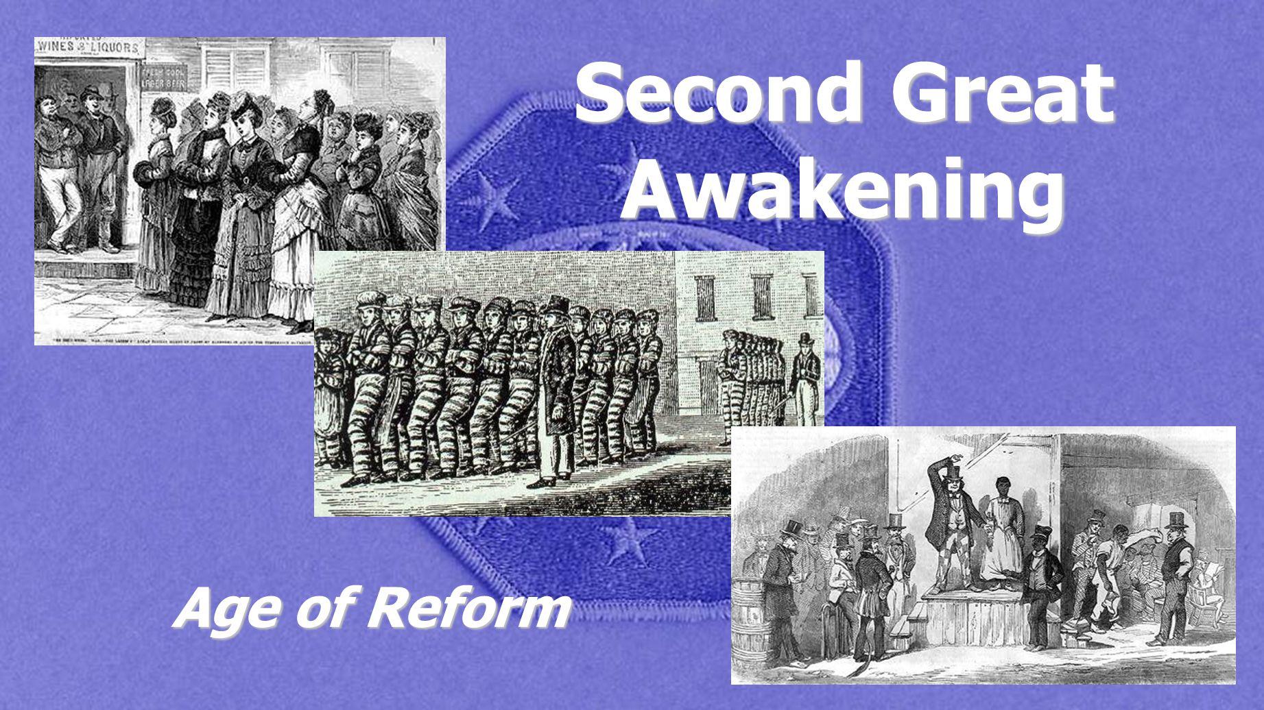 4 Second Great Awakening
