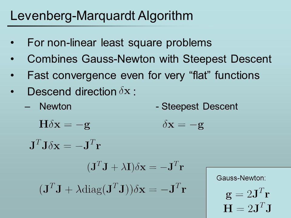 Optimization Methods TexPoint fonts used in EMF  - ppt video online