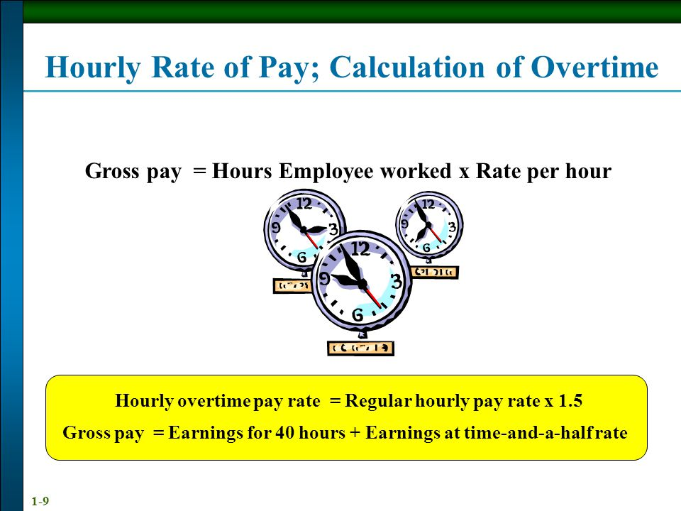 simple hourly paycheck calculator