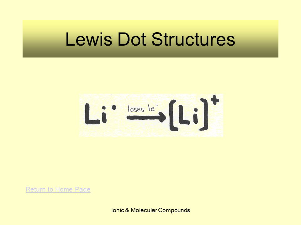 Ionic Molecular Compounds Ppt Video Online Download