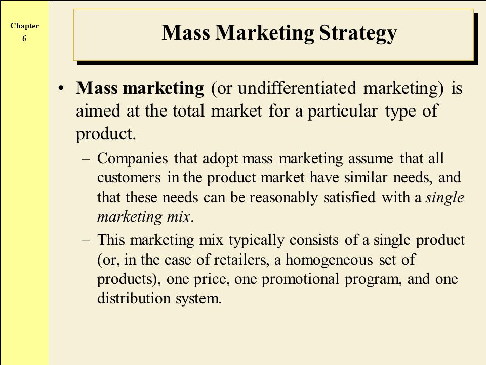 Marketing Strategy Decisions Ppt Video Online Download