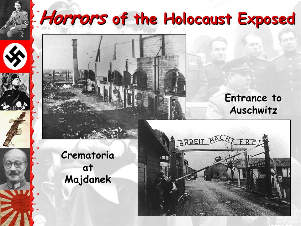 Horrors of the Holocaust Exposed Crematoria at Majdanek