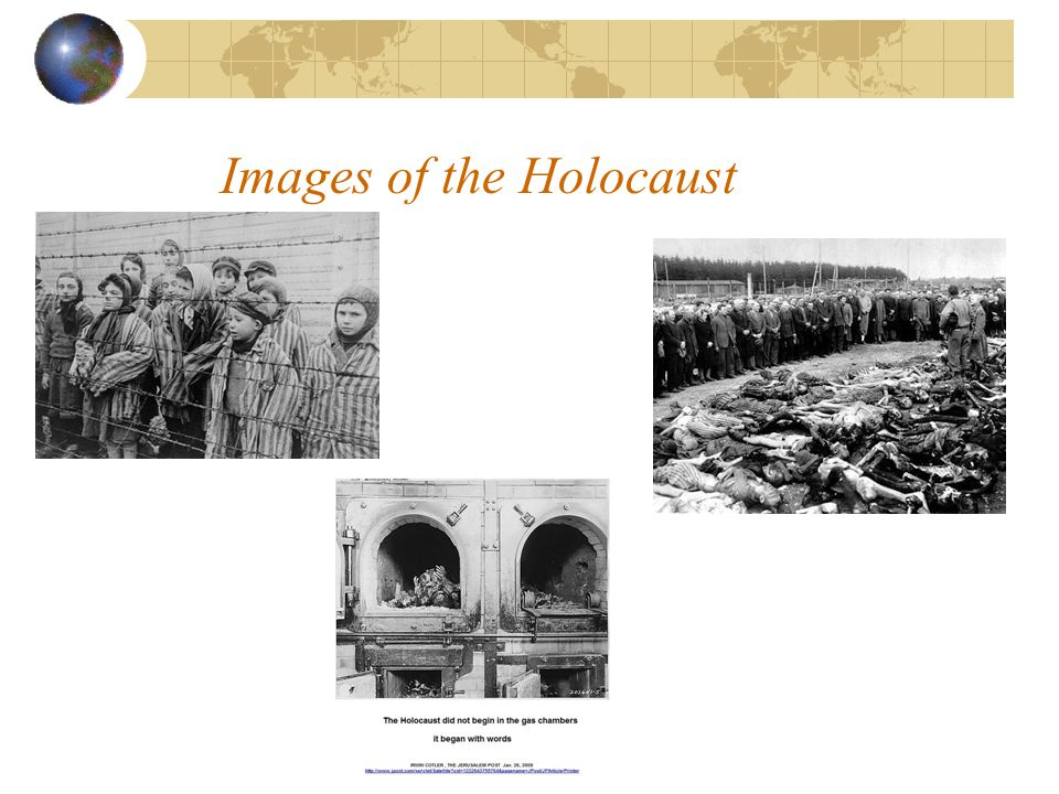 Images of the Holocaust