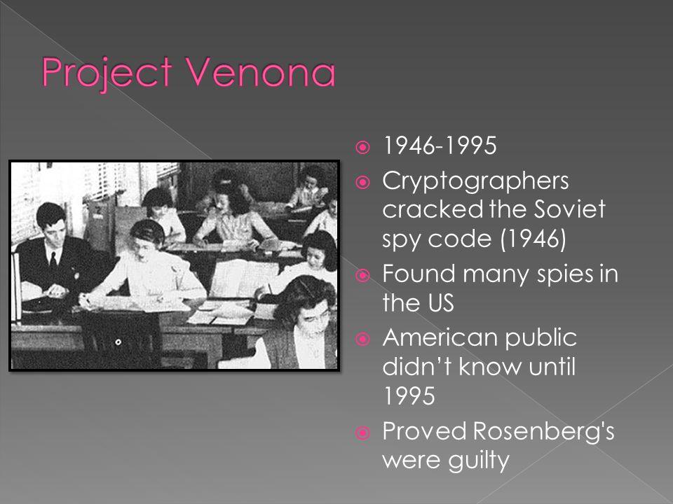 Image result for venona code breakers