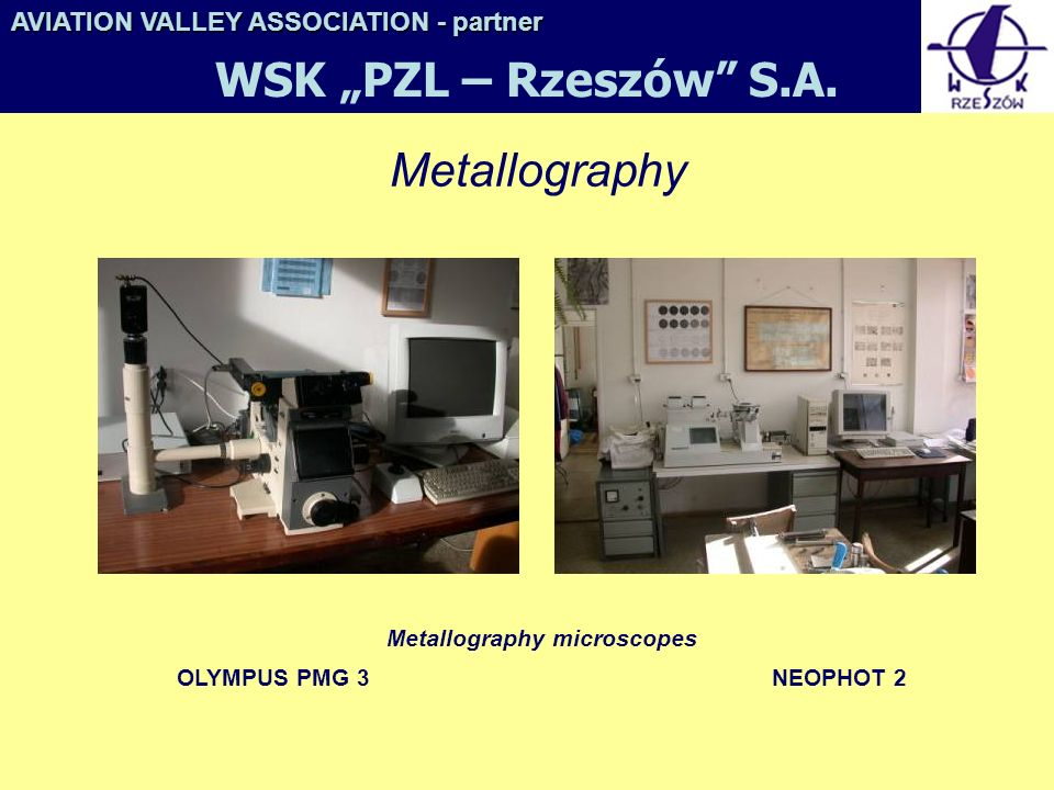 Metallography microscopes OLYMPUS PMG 3 NEOPHOT 2